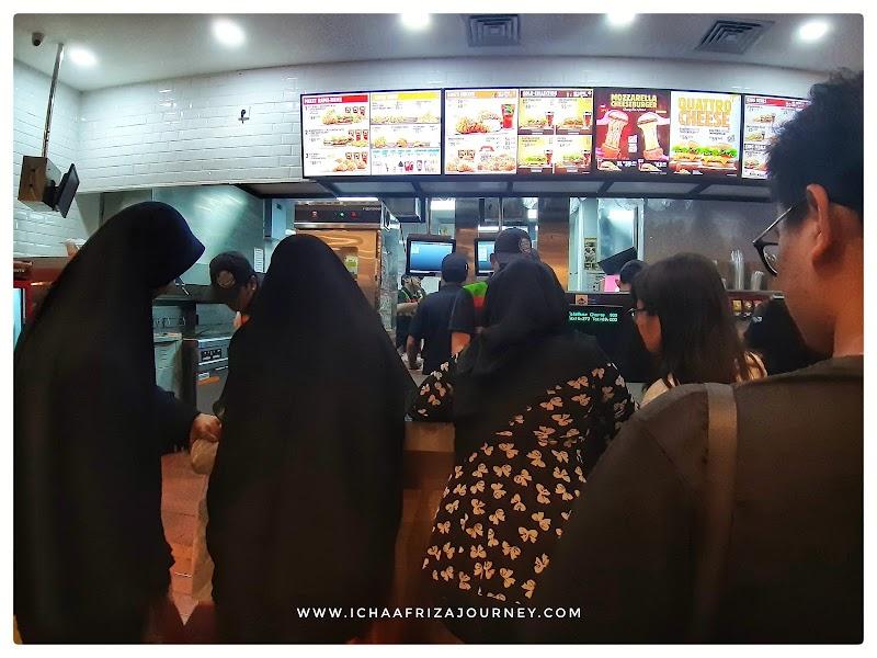 Kini Telah Hadir Burger King di Makassar