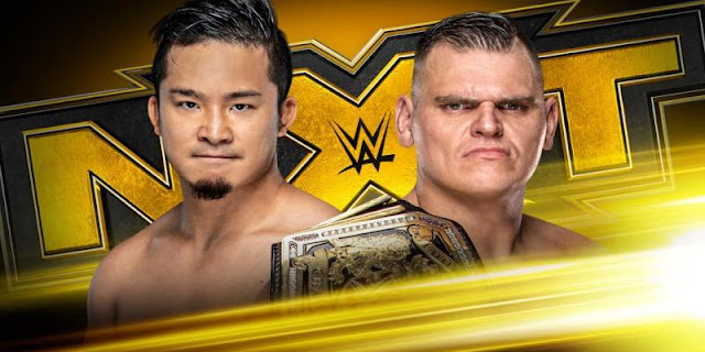 NXT Results - October 9, 2019
