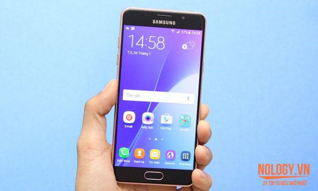 Đánh giá Samsung Galaxy A5 2016