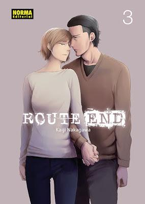 """Reseña de """"Route End"""" núms 2 y 3 de Kaiji Nakagawa - Norma Editorial"""