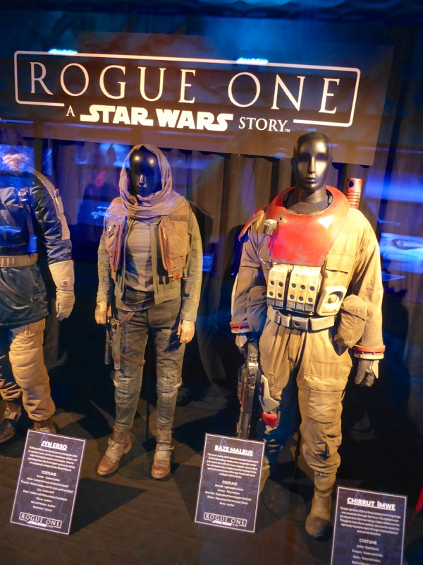 Rogue One movie costumes