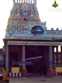Tiruvallur Veera Raghava Perumal Temple History