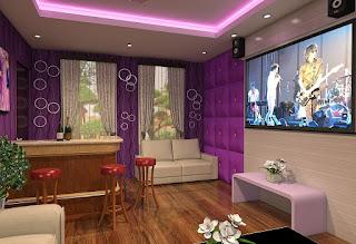 jasa interior karaoke dan peredam suara