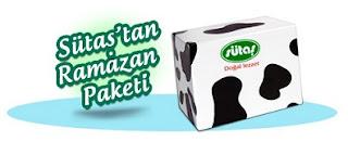 Sütaş ramazan paketi