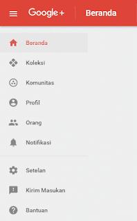 Tips Cara Menggunakan Media Sosial Google Plus