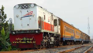 Kereta Api Jakarta Surabaya