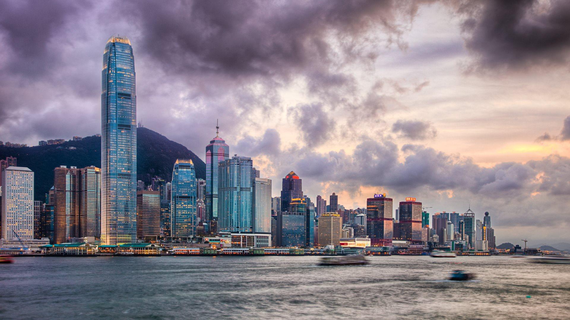 Hong Kong wallpaper images travel