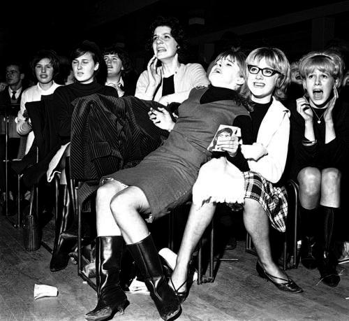 Ashen Lady Beatlemania
