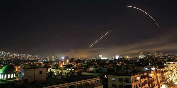 Tuding Presiden Bashar al-Assad Gunakan Gas Klorin, AS Lepaskan Tembakan ke Suriah
