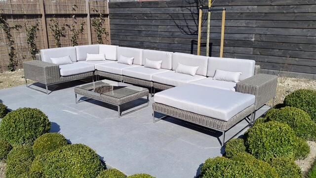 Design Lounge Tuin Bank.Arbrini Design Tuinmeubelen