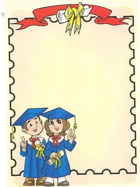 Imagenes De Invitaciónes De Preescolar Imagui