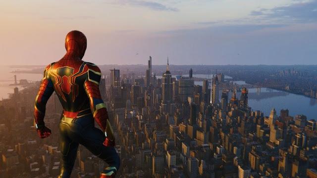 مطور لعبة Spider-Man يشاركنا أول تصاميم مدينة نيويورك ، شاهد الصور من هنا ..