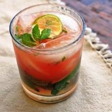 watermelon and tequila mojito recipe