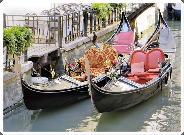 [Cerpen] - Perahu Gondola