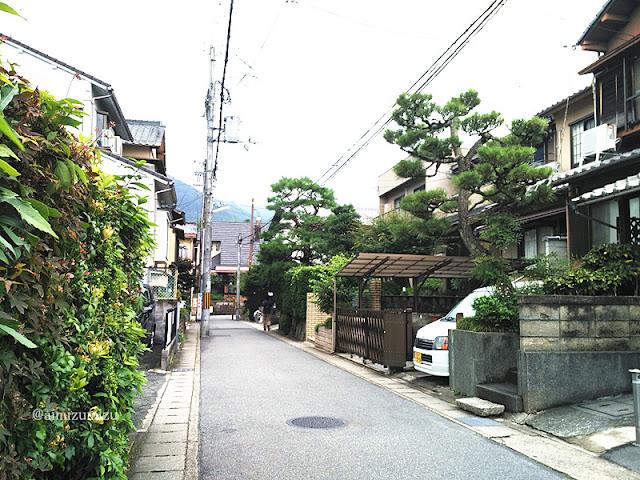 akses menuju Arashiyama, Bamboo Forest Kyoto