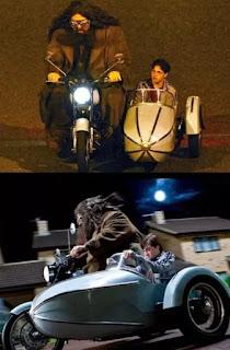 Stuntman Pemeran Pengganti ini mirip dengan aktornya loh..
