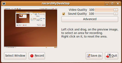 download free screen recorder for ubuntu
