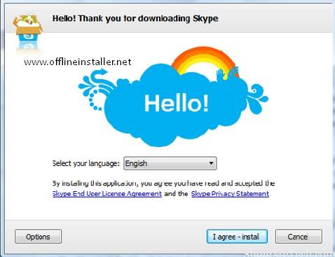 Skype 7.2.0.105 Latest Offline Installer