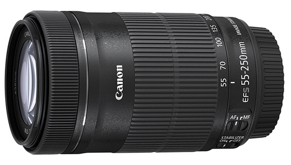 Canon EF-S IS STM Lenses: Professional / Consumer Review Links