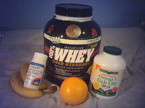 muscle build supplements