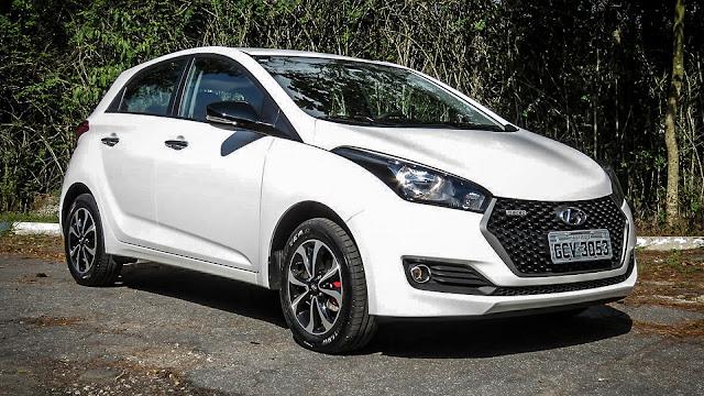 Hyundai HB20 terá edição limitada com 600 unidades