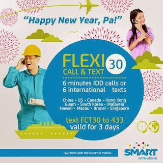 Smart Flexi Call and Text 30