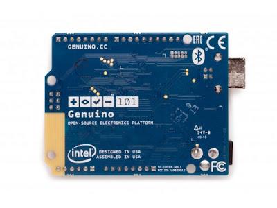 Mengenal Arduino/Genuino 101