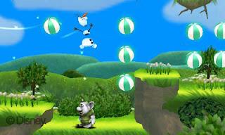 Disney Frozen Olafs Quest 3DS Gdrive
