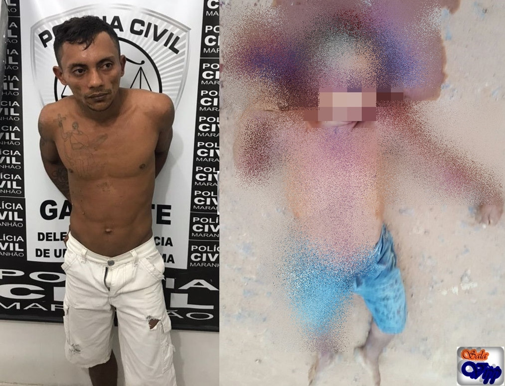 Homem é preso e confessa assassinato em Urbano Santos MA