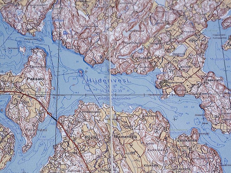 Valokuvia Vesilta Ja Mailta Maanmittauslaitoksen Karttapalvelu