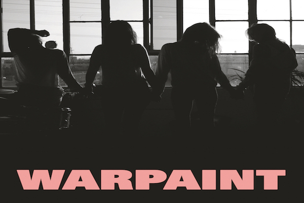 Heads Up Album Cover art by Warpaint