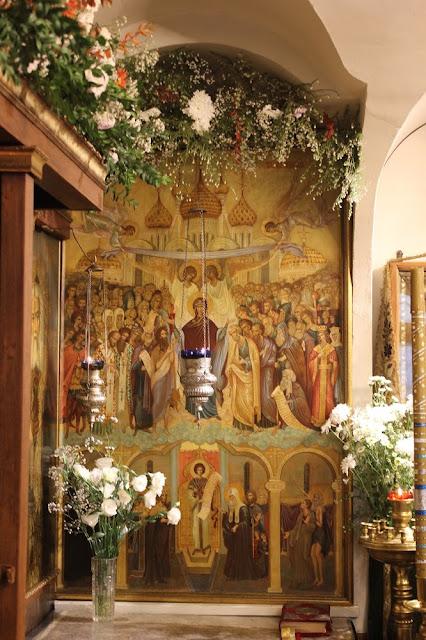 Престольный Праздник в Покровском женском монастыре в Княжево (Болгарская Православная Старостильная Церковь)
