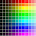 Tabel Warna RGB dan HEX