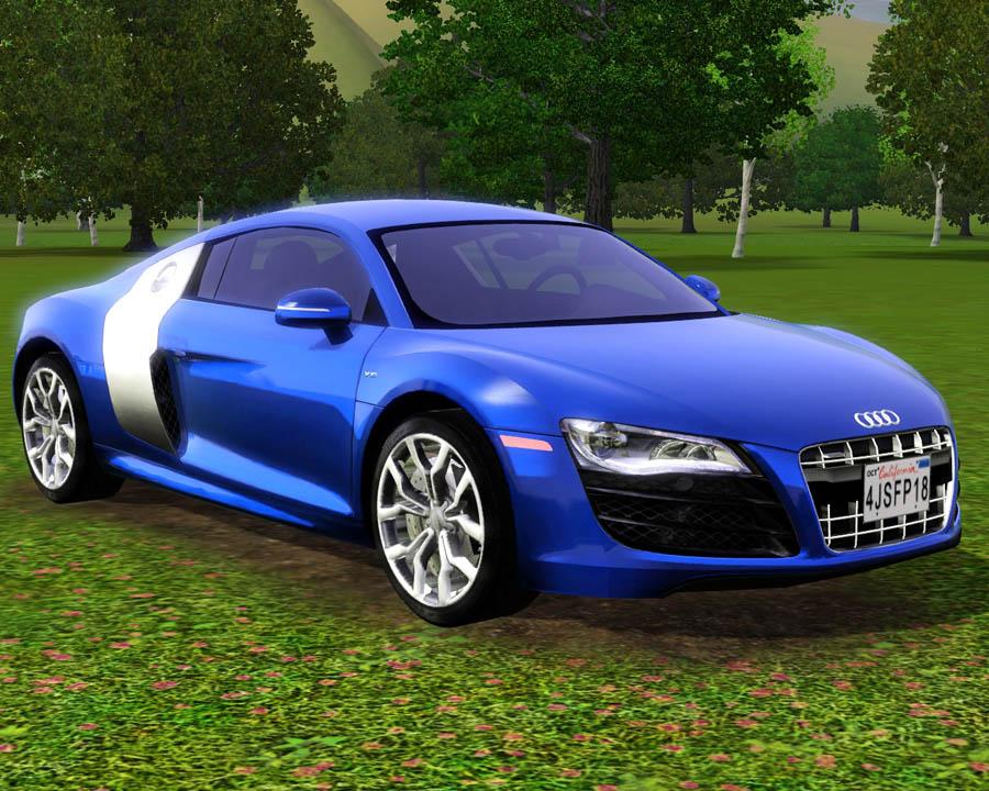 The Sims 3 Car