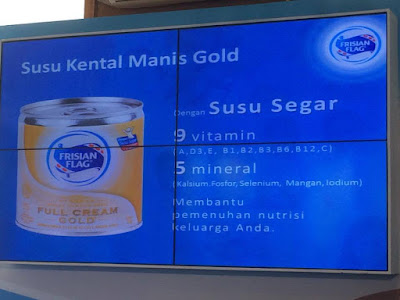 susu kental manis gold frisian flag