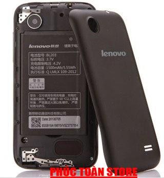 Stock rom tiếng Việt Lenovo a308t alt