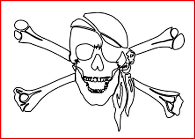totenkopf ausmalbilder kostenlos  totenkopf zum ausmalen