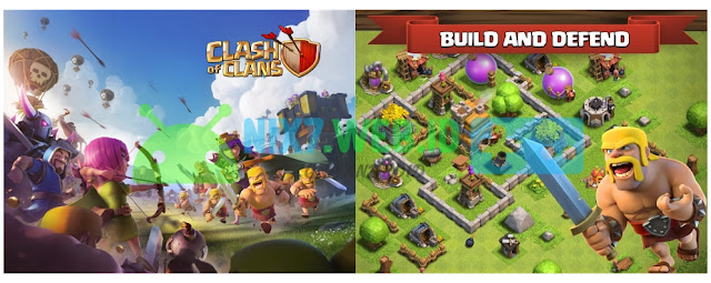 Clash of Clans 8.551.4 Free Download APK