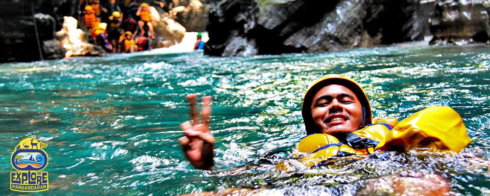daftar harga paket body rafting di green canyon pangandaran
