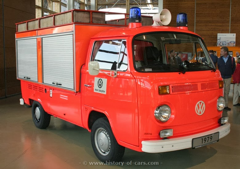 c2990f9cd1 It had no ladder but was a fire truck anyway - specialty VW  Fire van