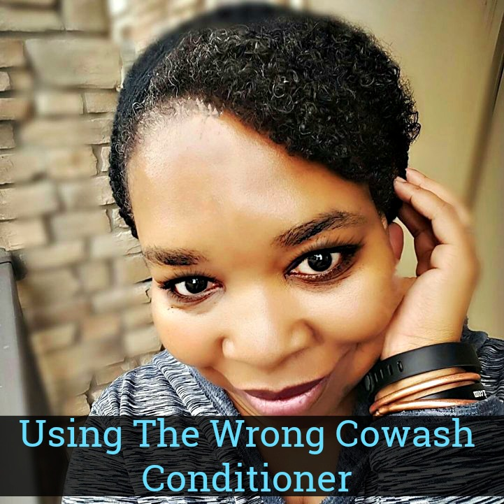 Avoid these cowash mistakes by buying the right natural hair products