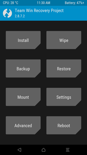 How to Fix Incorrect PIN Errors After Restoring from TWRP Backups 3