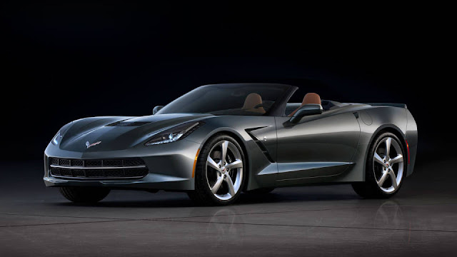 First photo of 2015 Corvette Convertible