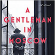 The Book Review Club - A Gentleman in Moscow