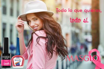 Manicuras solidarias de Masglo