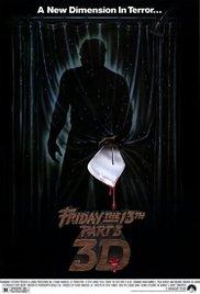 Filme Sexta-Feira 13 - Parte 3 1982 Torrent