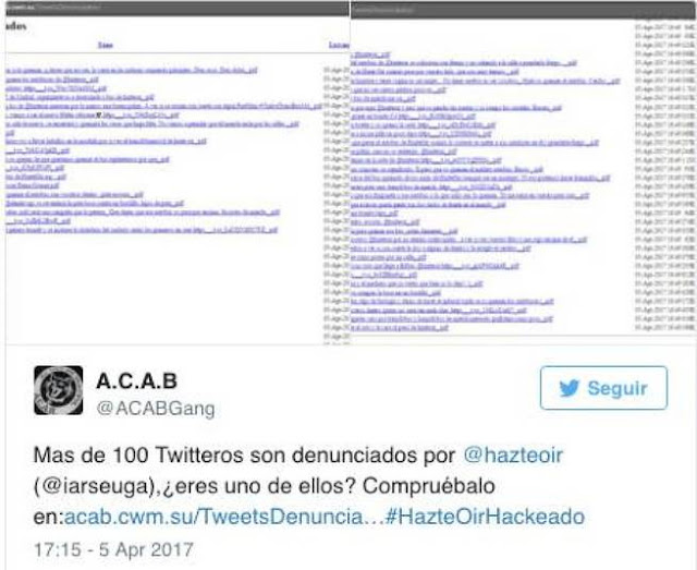 A.C.A.B Hackers
