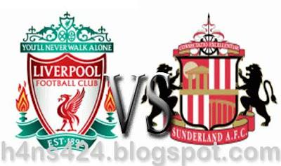 Liverpool vs Sunderland live