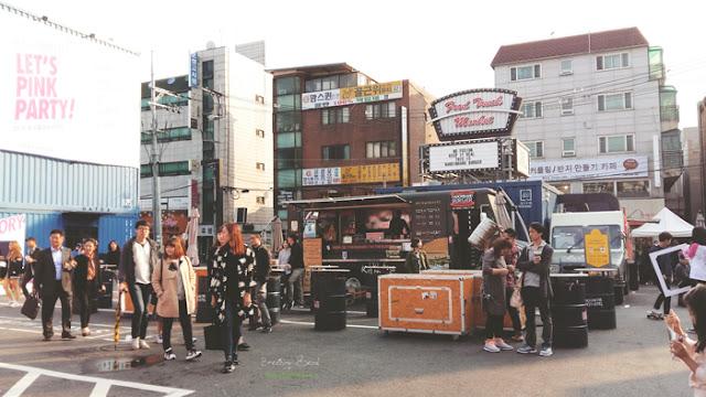 Common Ground Kondae Seoul Korea