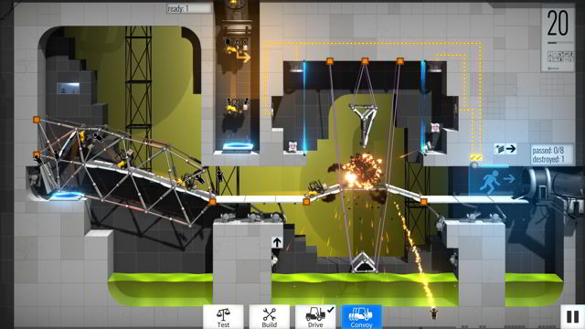 Bridge Constructor Portal PC Full Español